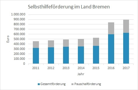 Selbsthilfe-Transparenz 2017