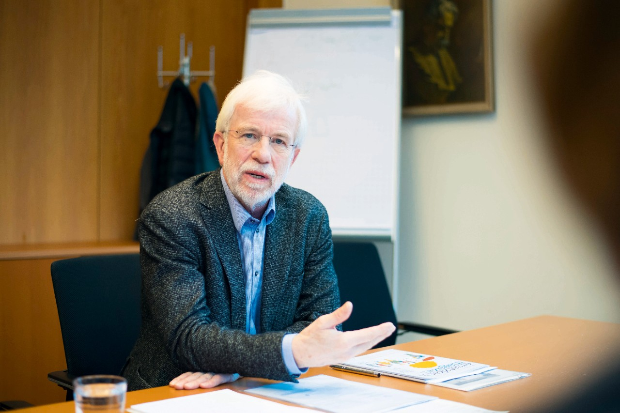 Prof. Dr. Wolf-Dieter Ludwig