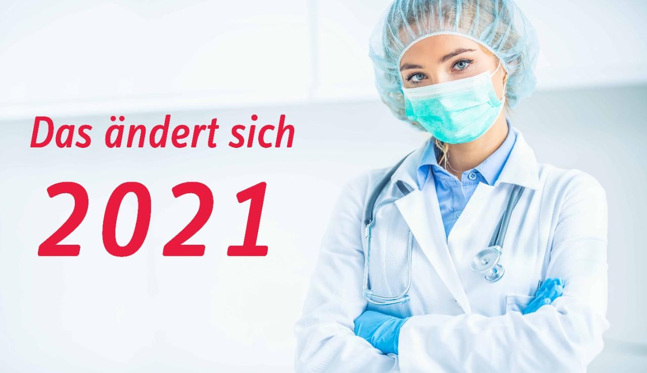 Personaluntergrenzen 2021